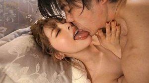 人気エロカワ美容師ゆなさんは実はとんでもなくキス魔お客様をべろちゅう… のサンプル画像 20枚目