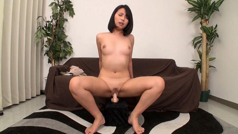 素人娘 初めての腰ふりディルドオナニー 4 画像10