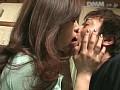 近親相姦 巨乳おねだりママ 望月加奈のサンプル画像16