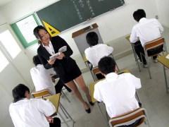 私、生徒たちに中出しレイプされました… 山本美和子のサンプル画像10
