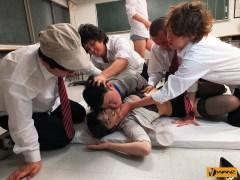 リアル女教師レイプ輪姦 春原未来のサンプル画像9