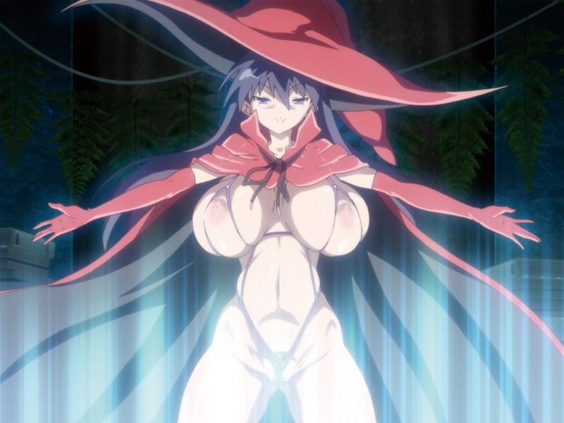逆転魔女裁判 〜痴女な魔女に裁かれちゃう〜 THE ANIMATION2