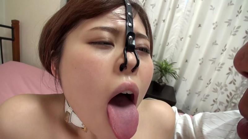 強●鼻フック牝豚鼻ザーメン11