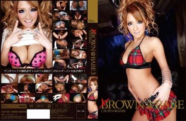 CROWN BABE 3 モカ