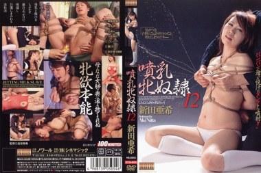 噴乳牝奴隷 12 新田亜希