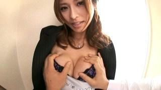不動産屋の女 ~ハンコを押すかわりに~ 朝日奈あかりのサンプル画像15