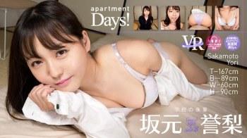 【巨乳】【VR】apartment Days! Guest 190 坂元誉梨 sideB