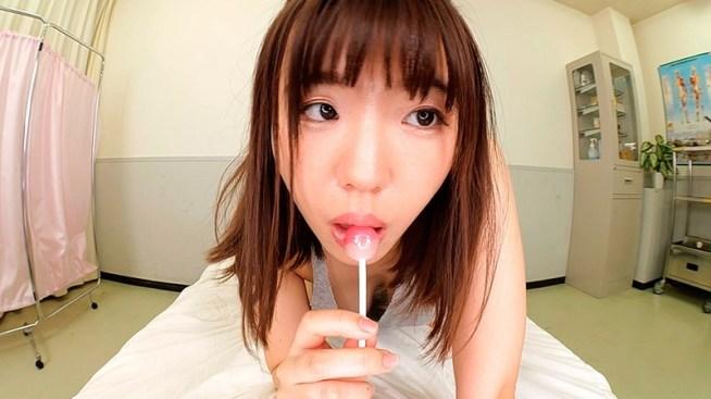 【VR】Stop! Look! Listen! Nana Sakurada