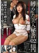 縛られた美人秘書 II 〜苦痛と快楽のオフィス緊縛〜