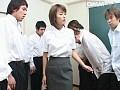 女教師の淫蜜 すぎはら美里のサンプル画像