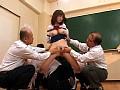 クラス全員がグルになり、ツンデレ委員長をザーメン奴隷にする。 浜崎りおのサンプル画像29