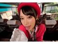 【VR】美人バスガイドと車内セックス 川菜美鈴【リアル映像】のサンプル画像