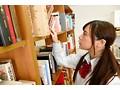 【VR】僕だけしか知らない君のヒメゴト。~名前も知らない文学美少女と過ごした想い出図書館。…と美少女の秘密…~ 一条みおのサンプル画像5