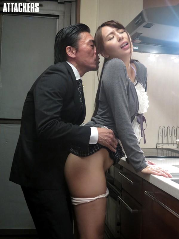 希崎ジェシカ あなた、許して…。騙された人妻サンプルイメージ8枚目