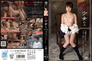 哀少女れみ 可憐な少女の肢体は、ケモノ達に汚され散らされる…。 生駒レミ