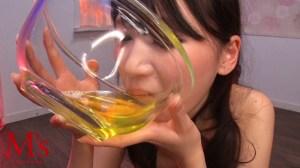 クチ・マ●コ・アナルどの穴でも男汁なら全部飲む!小便ザーメン3穴ごっ… のサンプル画像 13枚目