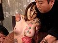 全身タトゥーの女 彫られてMに目覚めるモデル 波多野結衣のサンプル画像