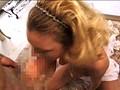 外人美女のザーメンぶっかけ大放出のサンプル画像