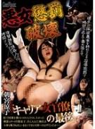 悪女懲罰破壊 キャリア女官僚の最後 朝宮涼子