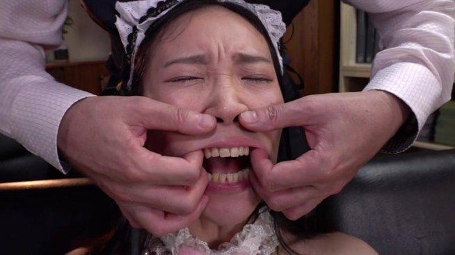 いけにえアヌス2 浣腸妻すすり泣く肛門 工藤あかね