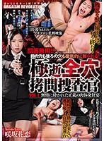 極逝全穴拷問捜査官 VOL.1 無惨に砕かれた正義の肉体発狂宴 咲坂花恋