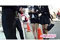 素人ナンパ GET!! No.200 女だらけのモブストリート スプラッシュ☆ハロウィン編のサンプル画像1