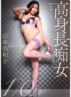 高身長痴女 綺麗なお姉さんの美脚とデカ尻 ~トールマニア~ 山本美和子