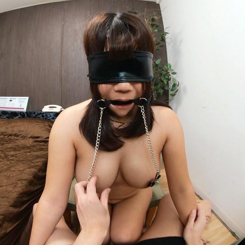 【VR】ハードマゾ・シロウト・ジョシ 明望萌衣5
