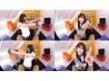【VR】星奈あい カノジョがあのセーターに着替えたら… かわいさ全開!大興奮中出しSEX!のサンプル画像2