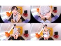 【VR】星奈あい カノジョがあのセーターに着替えたら… かわいさ全開!大興奮中出しSEX!のサンプル画像6