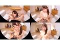 【VR】倉多まお 眼鏡×競泳水着×くびれボイン VR 優しい笑顔のGカップ美女と中出しSEX!のサンプル画像10