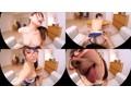 【VR】倉多まお 眼鏡×競泳水着×くびれボイン VR 優しい笑顔のGカップ美女と中出しSEX!のサンプル画像11