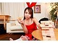 【VR】buz流メリークリスマス!確率100万分の1!?うっかり当選しちゃった僕の元に訪れた天使の様なエロサンタ!愛瀬るかのサンプル画像6