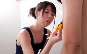 くすぐりレッスン ~M男くすぐりの刑~ あおいれなのサンプル画像4