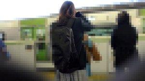 実録電車痴漢映像#024 のサンプル画像 2枚目