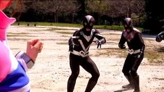 非変身ヒロイン凌辱 超闘戦隊オーラレンジャーのサンプル画像1