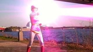 非変身ヒロイン凌辱 超闘戦隊オーラレンジャーのサンプル画像6