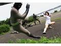 非変身ヒロイン凌辱 月光戦隊サンパルサー長官の娘 風守りさ 杏子ゆうのサンプル画像