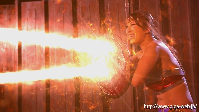 WONDER LADY 最強女戦士、圧倒敗北! 小早川怜子11