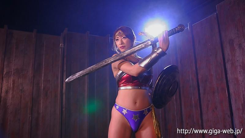 WONDER LADY 最強女戦士、圧倒敗北! 小早川怜子9
