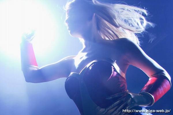 h 173gsad00008jp 1 - SUPER HEROINE アクションウォーズ 鉄腕美女ダイナウーマン あいかわ優衣