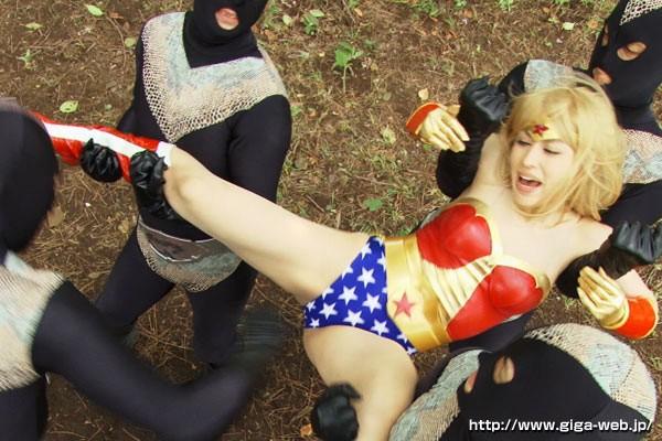 h 173gsad00008jp 5 - SUPER HEROINE アクションウォーズ 鉄腕美女ダイナウーマン あいかわ優衣