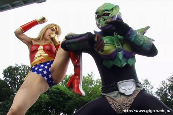 h 173gsad00008jp 8 - SUPER HEROINE アクションウォーズ 鉄腕美女ダイナウーマン あいかわ優衣