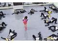 ヒロイン急所徹底攻撃 エリート戦士疾風院ハルカ 大堀香奈のサンプル画像