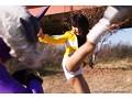 ヒロイン凌辱 Vol.48 闘鬼戦隊サンセイジャー 逆襲のセイジャーイエロー 大堀香奈のサンプル画像2