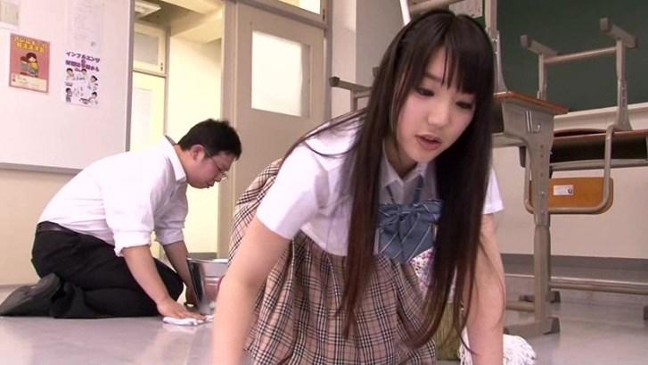 掃除道具で強●射精させられた 2 〜優等生女子編〜9