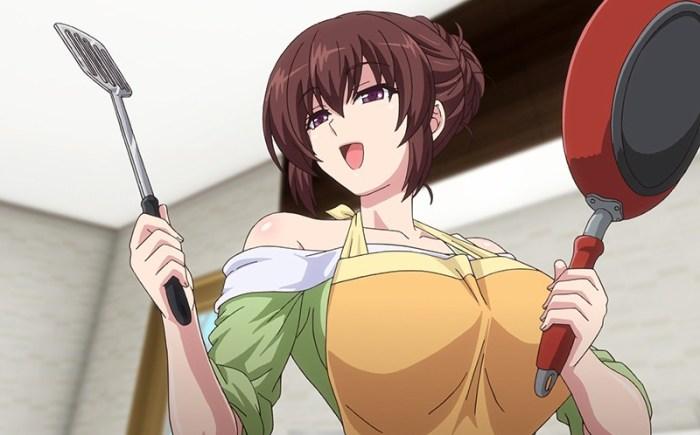 自宅警備員 3rdミッション ホシガリ爆乳人妻・翔子~編 / Jitaku Keibiin – Episode 3
