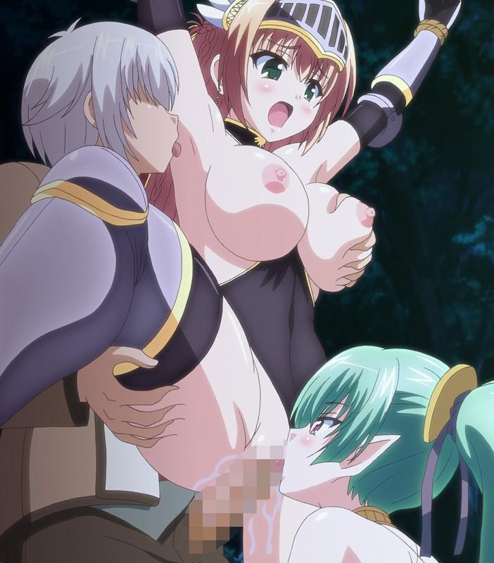 魔剣の姫はエロエロです ツンデレ姫騎士の矮小鎧前罵詈後突◆6