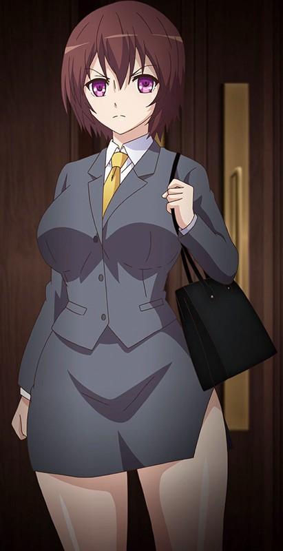 自宅警備員2 第一話 巨乳エリート従兄妹・玲奈 〜奪われる純潔〜3