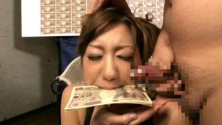 セックス中に落とさなかったら100万円 秋月玲奈のサンプル画像2
